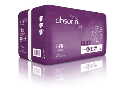 T-Fit Absorin Jour / Nuit Taille L
