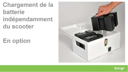 Extension de batterie Quingo Air 2