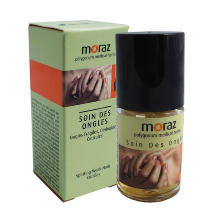 Soin fortifiant des ongles Moraz